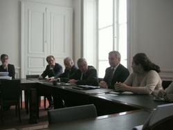 delegation parlementaire karabagh