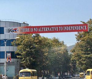 25ème anniversaire Fête de l'indépendance de l'Artsakh