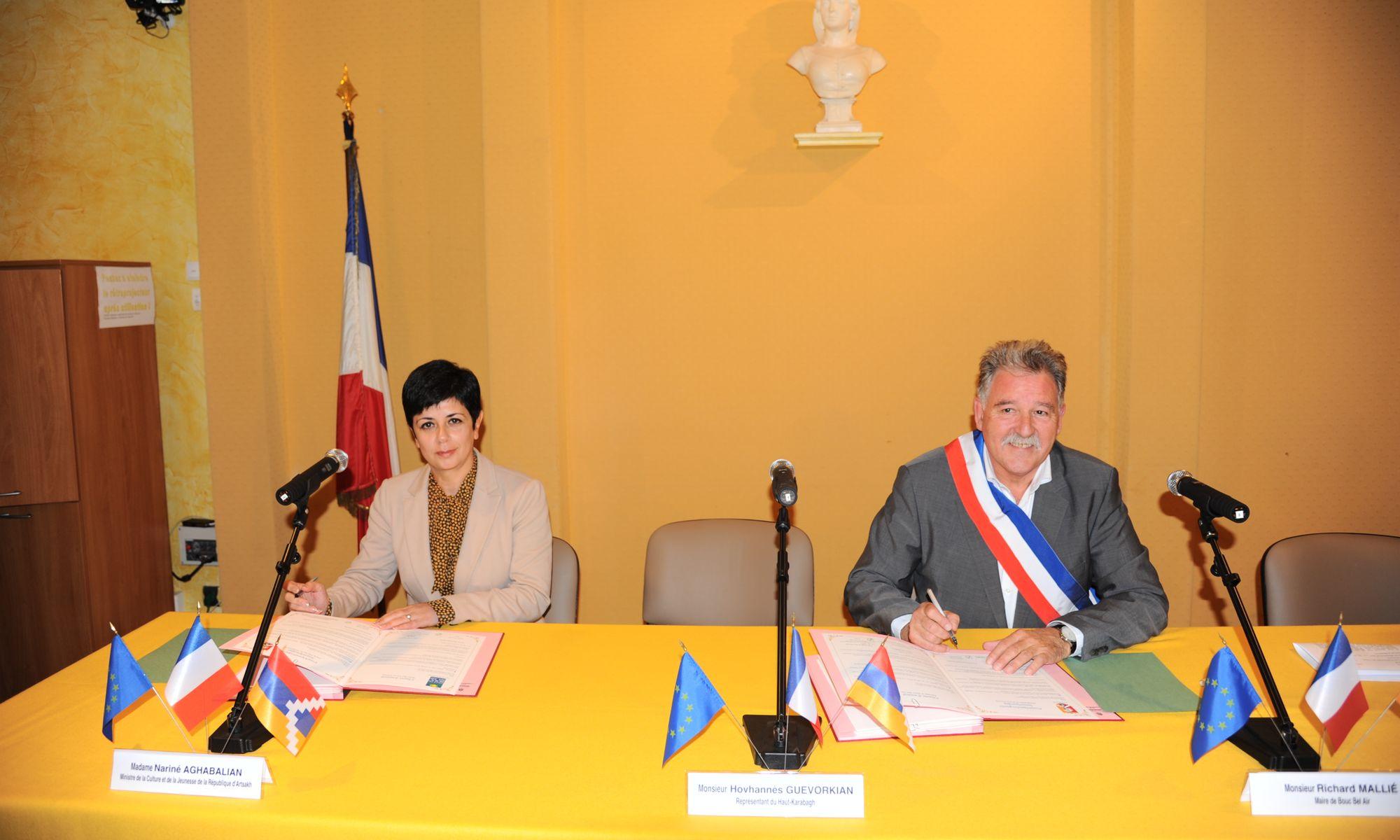 Cercle d'Amitié France-Artsakh