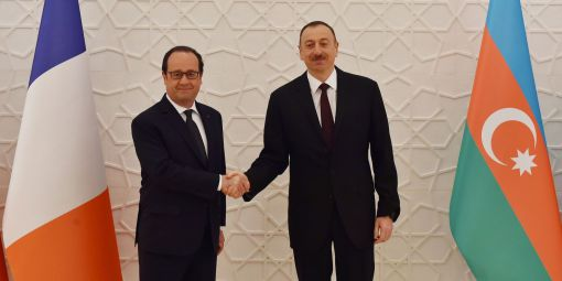 Le Président français recevra son homologue azéri le 14 mars
